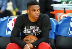 Westbrook nhận tin dữ về chấn thương trong ngày Harden, Durant tái hợp