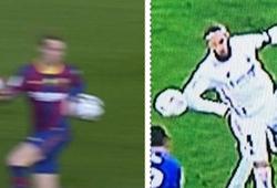 Báo thân Barca có bằng chứng trọng tài nhẹ tay với Real Madrid