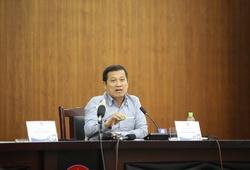 Ông Dương Văn Hiền hứa công tác trọng tài tốt hơn so với V.League 2020