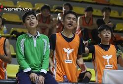Video: Độc đáo THCS Thực Nghiệm hát cổ vũ tại Giải BR Học sinh Hà Nội