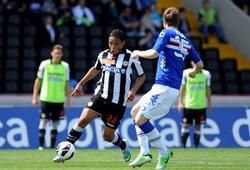 Nhận định Sampdoria vs Udinese, 02h45 ngày 17/01, VĐQG Italia