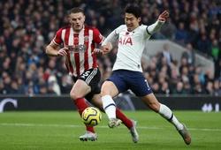 Video Highlight Sheffield United vs Tottenham, bóng đá Anh hôm nay 17/1