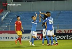 Kết quả Hồng Lĩnh Hà Tĩnh vs Quảng Ninh, video V.League 2021 hôm nay 17/1
