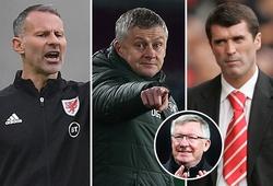 Đội hình MU nối nghiệp thầy Sir Alex Ferguson gồm những ai?