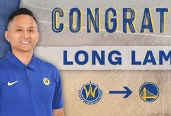 Golden State Warriors bổ nhiệm HLV thể chất gốc Việt