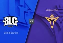 Trực tiếp LPL Mùa Xuân 2021 hôm nay 18/1: BLG vs V5