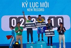 4 tuyển thủ quốc gia vô đối tại giải marathon TP.HCM 2021