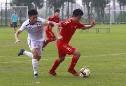 Trực tiếp bóng đá U19 Quốc gia Việt Nam hôm nay 20/1: U19 Hà Nội vs U19 PVF