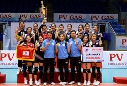 Giải đấu nào sẽ mở đầu cho bóng chuyền Việt Nam trong năm 2021?