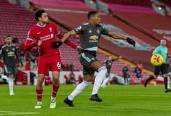 Lịch trực tiếp Bóng đá TV hôm nay 24/1: MU vs Liverpool