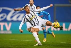 Video Highlight Juventus vs Napoli, bóng đá Ý hôm nay 21/1