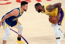 LeBron James nói gì sau thất bại lịch sử trước GSW và Stephen Curry?