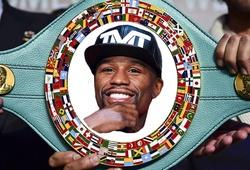 WBC đưa hình ảnh Floyd Mayweather Jr lên mọi chiếc đai vô địch