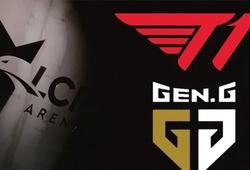 Trực tiếp LCK Mùa Xuân 2021 hôm nay 21/1: T1 vs GEN