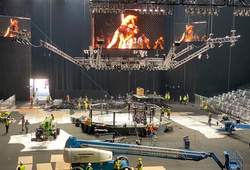 """Cận cảnh cơ sở vật chất """"siêu xịn"""" UFC chuẩn bị cho võ sĩ tại """"Đảo Quyết Đấu"""""""