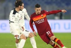 Nhận định AS Roma vs Spezia, 21h00 ngày 23/01, VĐQG Italia