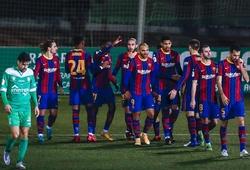 Tin bóng đá hôm nay mới nhất 22/1: Lộ diện đối thủ của Barca ở Cúp Nhà vua