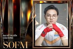 SofM lọt vào Top 5 nhân vật truyền cảm hứng WeChoice Awards 2020