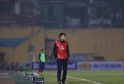 HLV Phan Thanh Hùng khiêm tốn dù cùng Bình Dương đánh bại Hà Nội