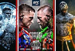 Trực tiếp UFC 257: Conor McGregor vs Dustin Poirier 2