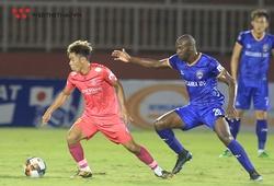 Kết quả Bình Định vs Sài Gòn, video V.League 2021