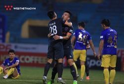 """Như một... """"thói quen"""", Hà Nội FC lại nhận thất bại!"""