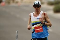 """""""Dị nhân"""" chạy 100km pace 3:42, mất kỷ lục thế giới chỉ vì 12 giây"""