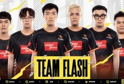 Đội hình Team Flash Liên Quân 2021: ADC trở lại; Nhân tố mới Gray