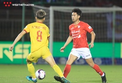 """Lee Nguyễn chơi mờ nhạt, Hồng Lĩnh Hà Tĩnh """"dâng"""" ba điểm cho TP. HCM"""