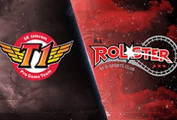 Trực tiếp LCK Mùa Xuân 2021 hôm nay 24/1: KT vs T1
