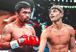 Ryan Garcia tiết lộ đã đạt thỏa thuận thượng đài với Manny Pacquiao