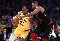 Nhận định NBA: Los Angeles Lakers vs Cleveland Cavaliers (Ngày 26/1 8h00)