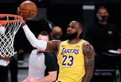 LeBron James bùng nổ với 46 điểm, Lakers duy trì mạch bất bại sân khách ấn tượng