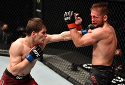 Mất 40% thị lực, võ sĩ MMA Nik Lentz giải nghệ sau trận thua ở UFC 257