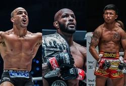 """ONE Championship công bố """"bom tấn"""": Rodtang, Demetrious Johnson, Eddie Alvarez đều có mặt"""