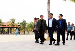 Khảo sát địa điểm tổ chức môn triathlon SEA Games 31 tại Quảng Ninh