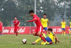 Lịch thi đấu bóng đá Việt Nam hôm nay 28/1: Vòng loại U19 Quốc gia 2021