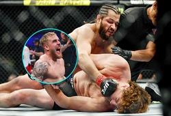 """Jake Paul sẽ """"bái sư"""" Jorge Masvidal, nhắm phá kỉ lục knockout Ben Askren"""