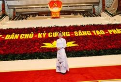 Kỷ lục gia SEA Games Nguyễn Thị Oanh vinh dự dự Đại hội Đảng toàn quốc lần thứ XIII