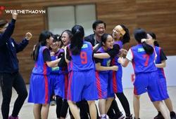 Thắng sít sao Nguyễn Trường Tộ, nữ THCS Cầu Giấy lần đầu Vô địch Giải Học sinh