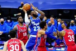 Nhận cú ném game-winner của Tobias Harris, Lakers đứt mạch bất bại đầy cay đắng