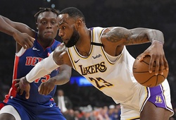 Nhận định NBA: Los Angeles Lakers vs Detroit Pistons (Ngày 28/1 8h00)