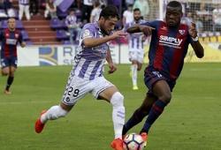 Nhận định Real Valladolid vs Huesca, 3h ngày 30/01, VĐQG Tây Ban Nha