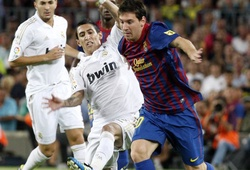 Cựu sao Real Madrid từng từ chối sát cánh với Messi ở Barca