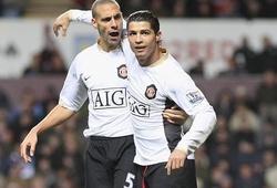 Bước ngoặt giúp Cristiano Ronaldo tiến bộ ở MU