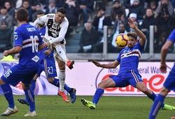 Nhận định bóng đá Sampdoria vs Juventus, 00h00 ngày 31/01