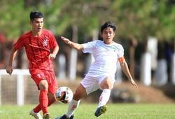 Trực tiếp bóng đá U19 Quốc gia Việt Nam hôm nay 30/1: U19 HAGL vs U19 Đắk Lắk