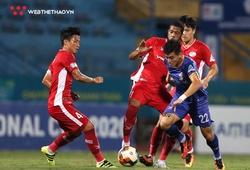 Trận đấu thứ 4 V.League 2021 bị hoãn vì COVID-19