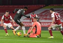 Xem lại Arsenal vs MU, bóng đá Ngoại hạng Anh đêm qua