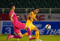 Kết quả Sài Gòn vs SLNA, video V.League 2021